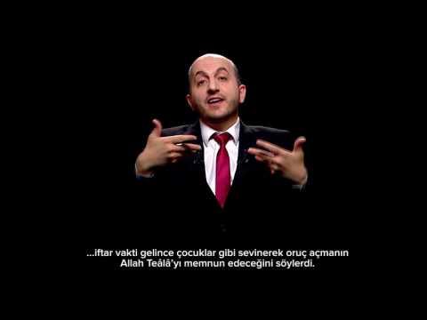 Sessiz 32.Bölüm - Peygamber Efendimiz'in Ramazan Hayatı