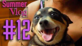 "| VLOG | Summer Vlog #12 Nail Shop, Sex Talk W/the Girls, Call me ""Muffin Cake"""