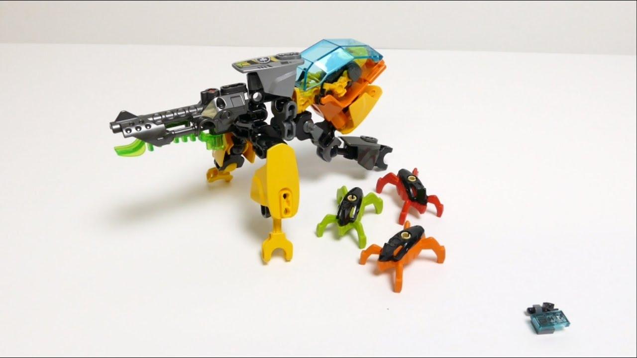 Lego Hero Factory Evo Walker Invasion From Below Playset 44015