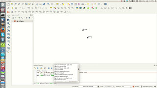 Automate processes using Python Console in QGIS