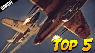 War Thunder Top 5 Plays of the Week - No Words