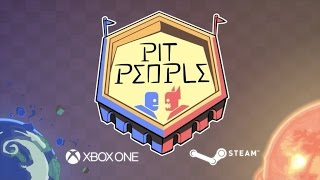 Pit People OST Music - It's Us! (Main Theme) by Patric Catani