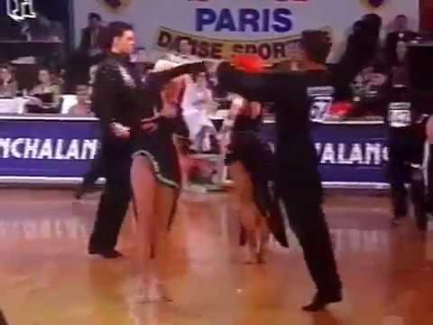 World Open Amateur Latin 1992