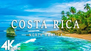 Costa Rica 4K   Relaxing Music Along With Beautiful Nature Videos