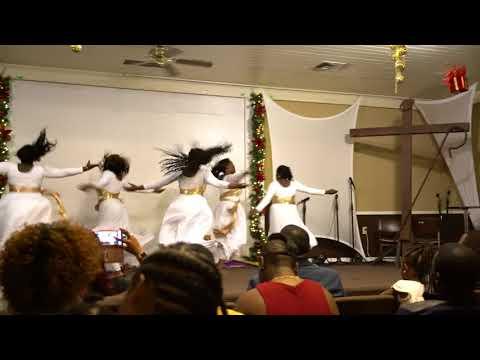Gracefully Broken (Tasha Cobbs) Dance