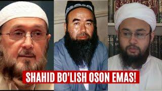 Шахид болиш осонмас II Абдуллох Зуфар