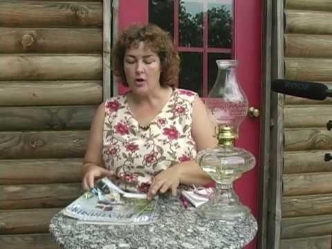 Becky's Homestead: Oil Lamps