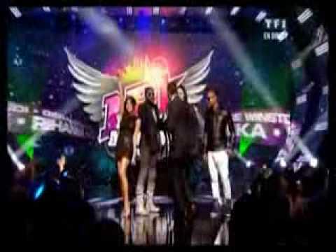 Black Eyed Peas I gotta feeling NMA 2010 ( nrj music award)