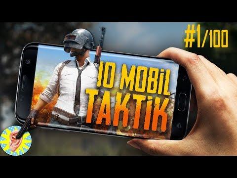 PUBG Mobile 'de BRNC Olmanz Salayacak 10 PRO TAKTK