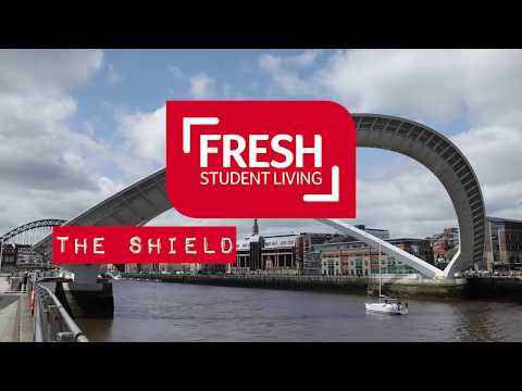 Living At The Shield Newcastle - Student Accommodation Fresh Student Living