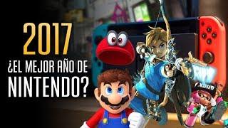 2017: ¿El mejor año de Nintendo?