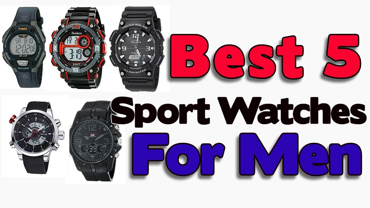 Discussion on this topic: The 5 Best Sports Watches to Buy , the-5-best-sports-watches-to-buy/