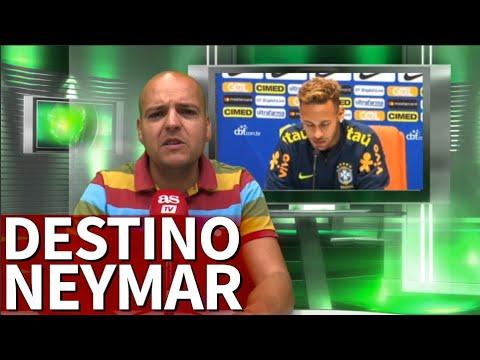 ¿Es posible la vuelta de Neymar a LaLiga?, ¿Barça o Real Madrid?   Diario AS