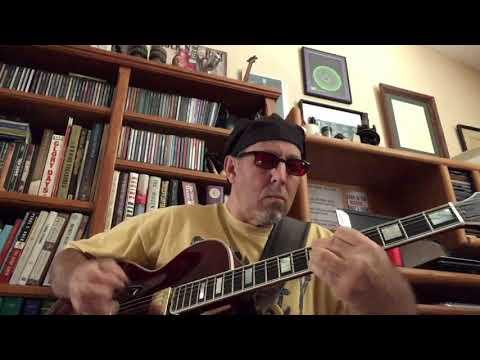 Reggae Jam For A Bluesman - Riffin' Rick Miller 3-22-18