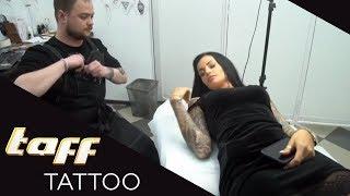 Stehen RUSSEN auf TÄTOWIERTE FRAUEN? - Tattoo Spot St. Petersburg | Teil 1 | taff Tattoo | ProSieben