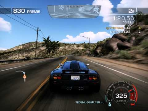 nfs world hot pursuit race bugatti veyron vs mclaren f1 both flawless youtube. Black Bedroom Furniture Sets. Home Design Ideas