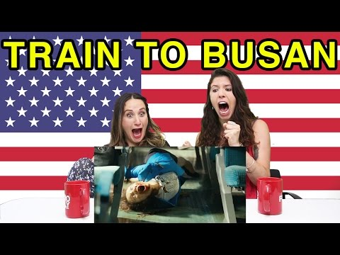 """Fomo Daily Reacts to """"Train To Busan"""""""