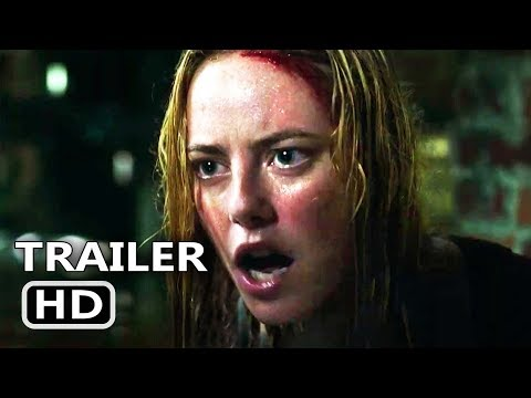 CRAWL Official Trailer (2019) Kaya Scodelario, Crocodile Movie HD