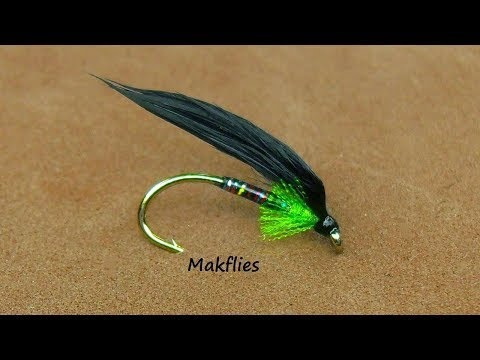 Fly Tying A Cormorant Wet Fly By Mak