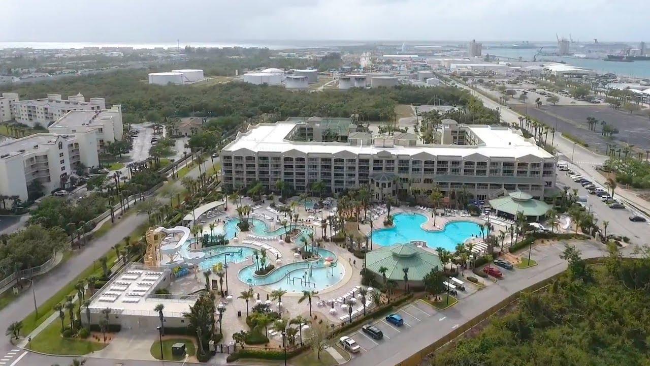 Holiday Inn Cape Caribe Resort Flyover