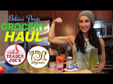 Bikini Prep Grocery Haul - Trader Joe