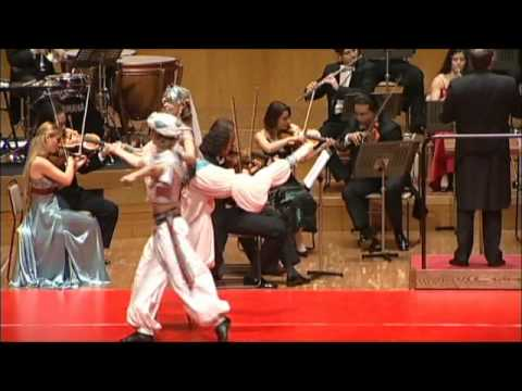 Persian March live in Japan, Vienna Walzer Orchestra