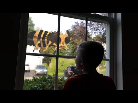 Nerf War:  Flying Bug Attack 3 (Twin Toys)