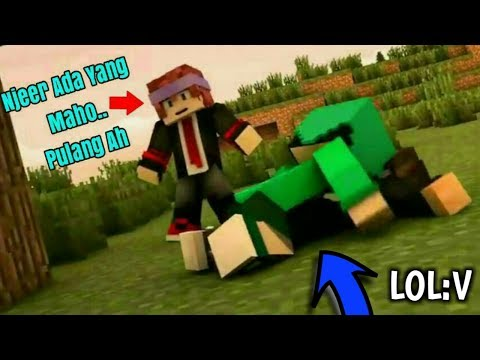 Top 14 Intro Animation Minecraft MC/MCPE Youtuber Indonesia!