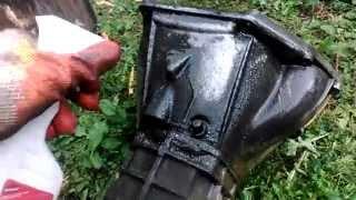 Как и чем отмыть коробку от масла и грязи(Не большой эксперимент как отмыть коробку двигатель от масла грязи мазута! ПАРТНЕРСКАЯ ПРОГРАММА АIR http://join...., 2015-10-15T21:04:59.000Z)