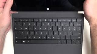 Microsoft Surface Power Cover Unboxing
