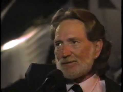 "Willie Nelson ""Stardust"""