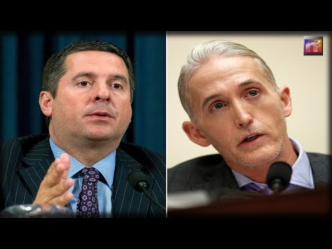 Democrats Attempt to Block Nunes and Gowdy From Viewing Documents on FBI Spying on Trump Campaign