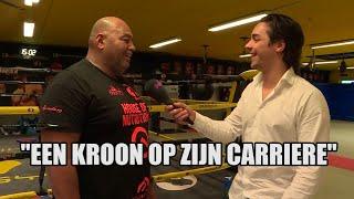 Trainer Badr Hari blikt vooruit op clash met Rico Verhoeven