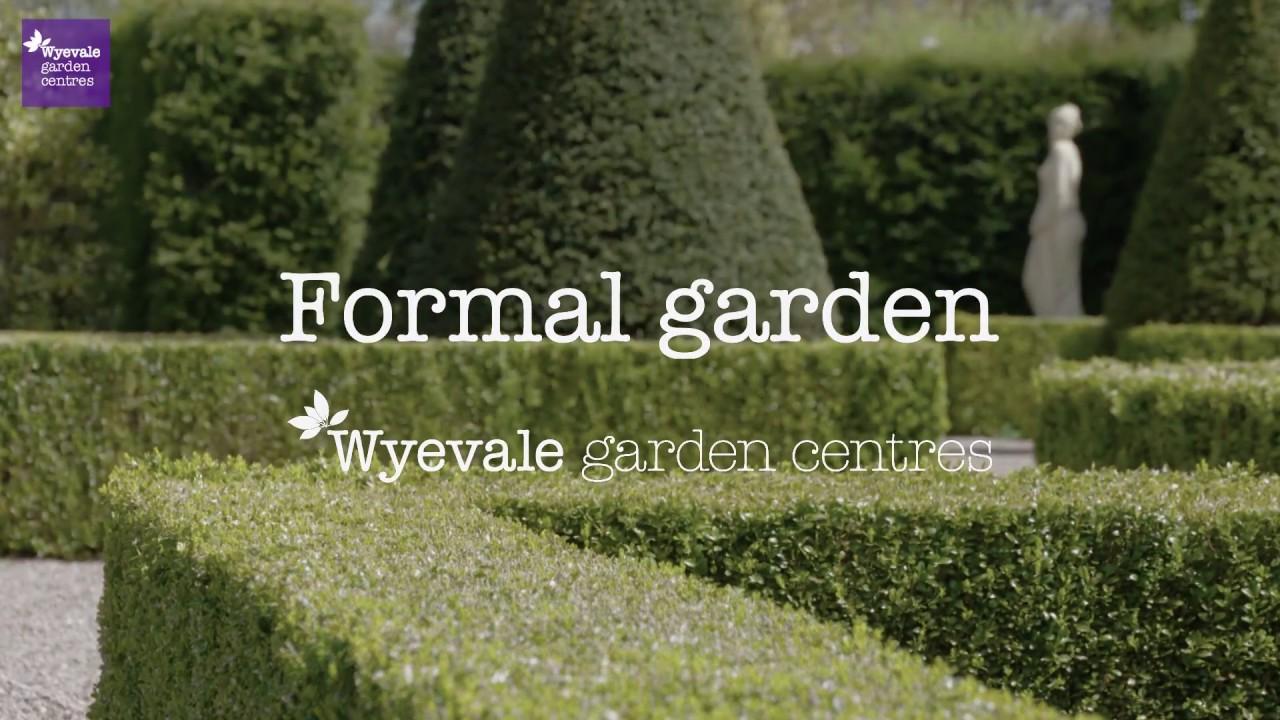 Formal Garden Design U0026 Plant Ideas
