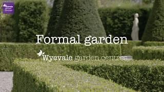 Formal Garden Design & Plant Ideas
