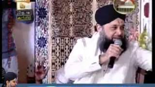 Hazrat Owais Raza Qadri Sb | Mehfil e Naat 11v Shareef 2013 from Sialkot - Melad House Sialkot