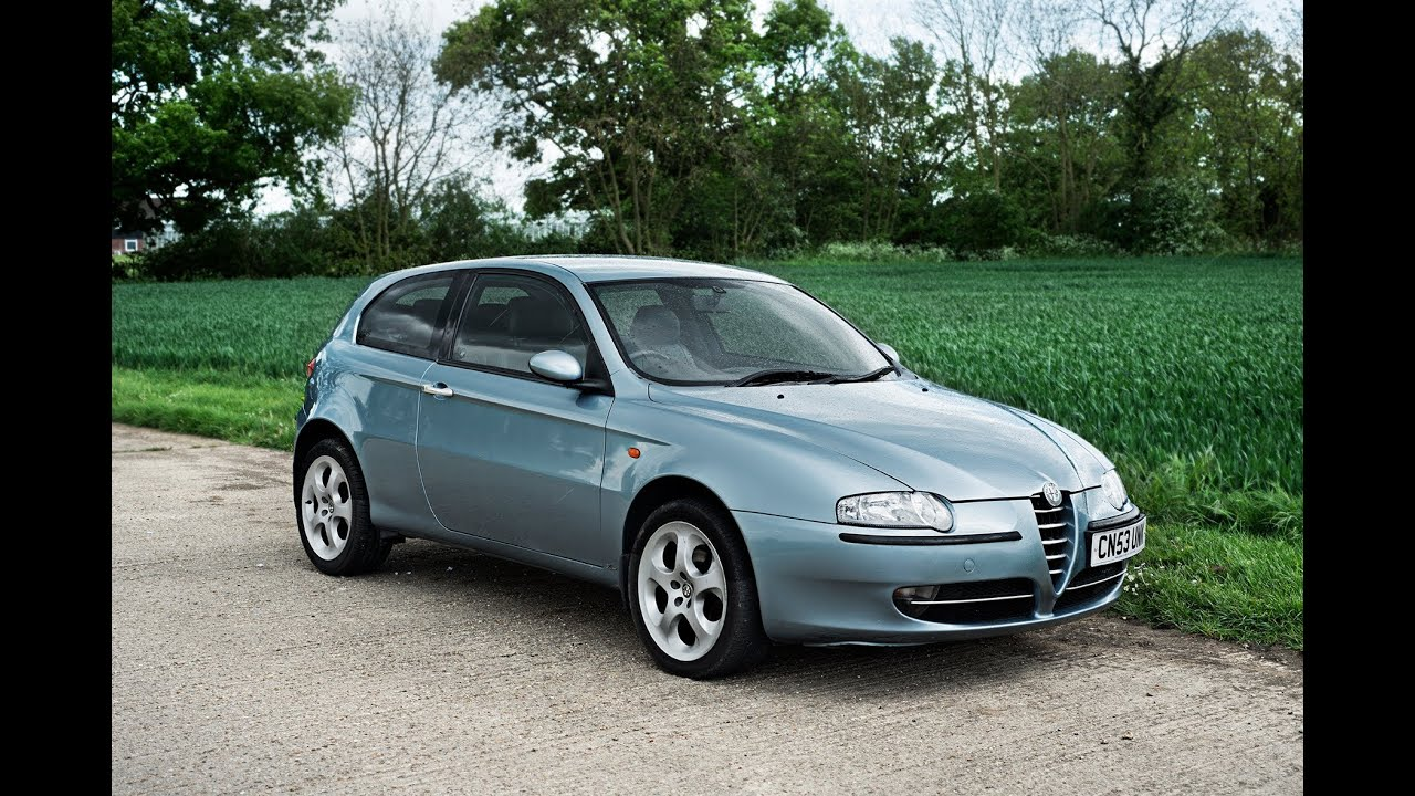 2004 alfa romeo 147 2 0 t spark lusso video review youtube. Black Bedroom Furniture Sets. Home Design Ideas