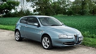 2004 Alfa Romeo 147 2.0 T Spark Lusso video review