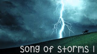 【piano】song of storms