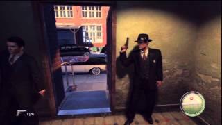 Mafia II 'PS3 Demo Playthrough' TRUE-HD QUALITY