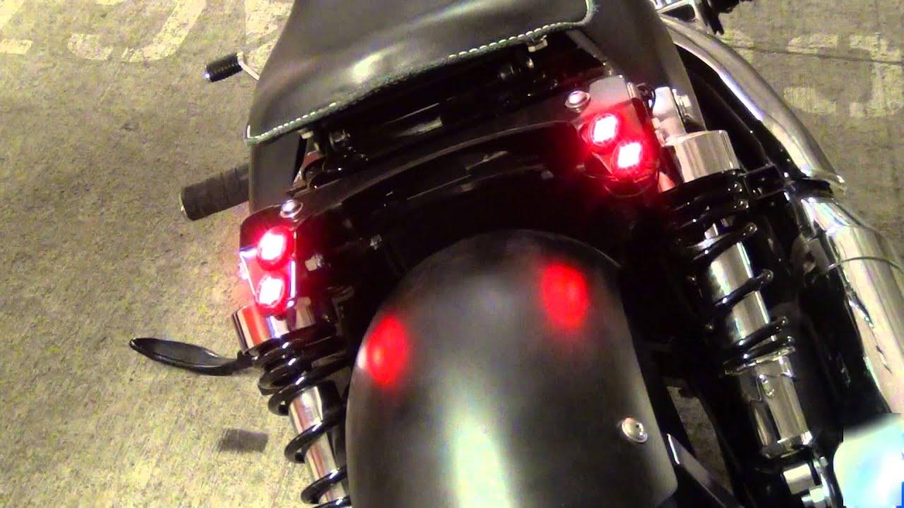 Yamaha Virago  Rear Turn Signals