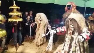 KESURUPAN LEAK VS KUDA LUMPING JATHILAN WAROK || SENI DAN BUDAYA