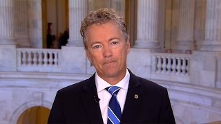 Sen. Rand Paul on why the health care bill is dividing the GOP
