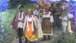 Гора за горою (український автентичний фольклор)