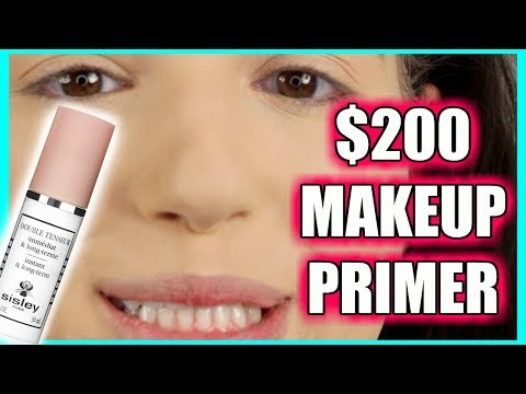 $200 MAKEUP PRIMER... Brutally Honest Sisley Primer Review | Jordan Byers