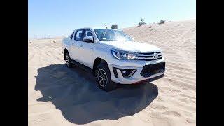2018 Toyota Hilux 4.0 TRD In Dubai