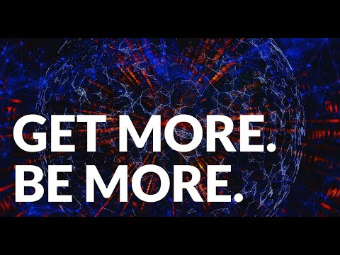 Get More. Be More. Mintel 2019