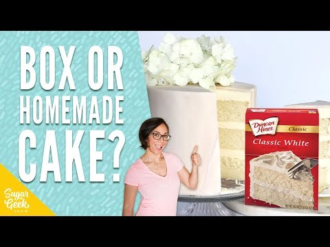 How To Make A Box Cake Taste Homemade