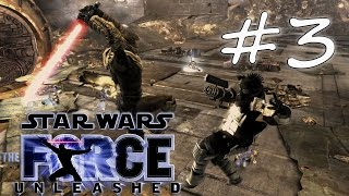 Прохождение Star Wars: The Force Unleashed (PC) #3 - Раксус Прайм