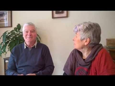 interview Alain et Paulette REVON Aquapoème